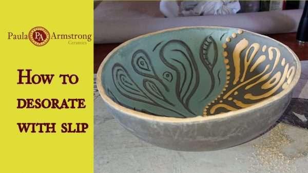 Ceramic decorating techniques